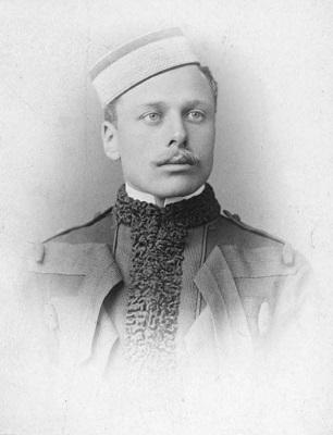 Douglas Haig in 1885
