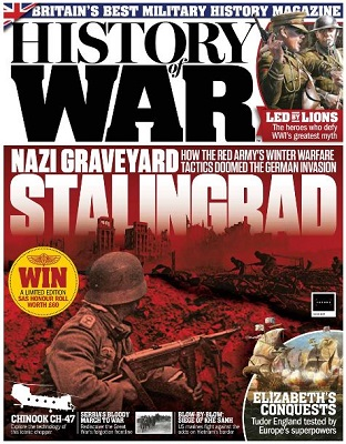 History of War, Issue 51