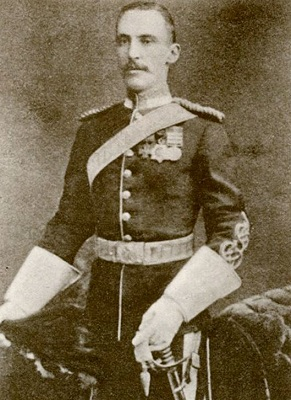 Major-General Nevill Smyth VC