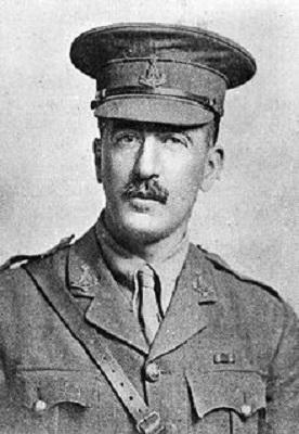 Major Stewart Walter Loudoun-Shand VC