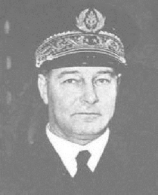 Admiral Marcel-Bruno Gensoul