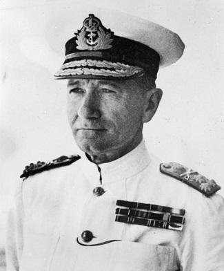 Admiral Sir John Cunningham