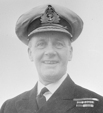 Vice-Admiral Sir James Somerville