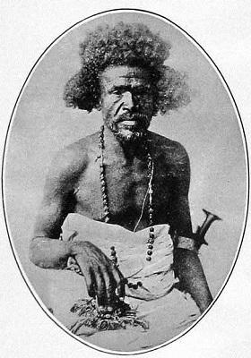 Osman Digna c.1899