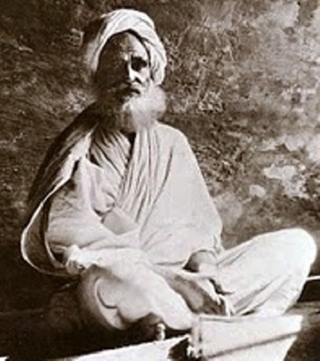 Osman Digna in Old Age
