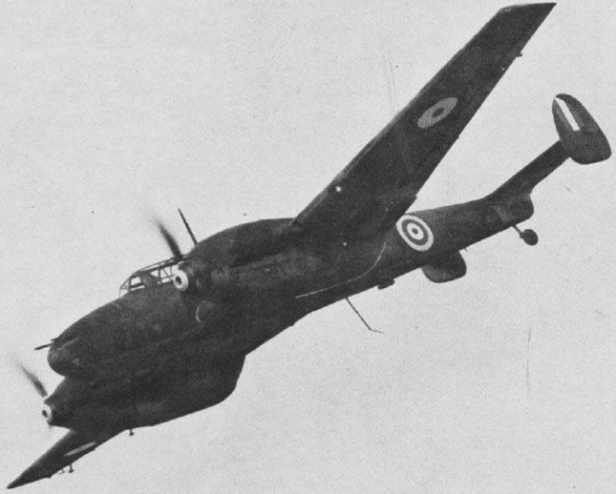 AX772 – A Messerschmitt 110C-4 which, while on a reconnaissance flight, was forced down by RAF fighters in July 1940. AX722 was scrapped in 1947.