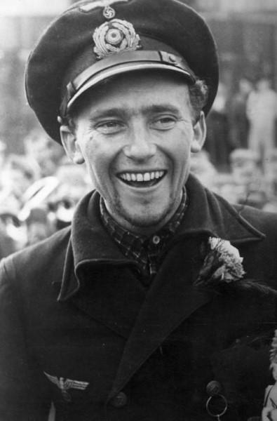 Kapitänleutnant Friedrich Guggenberger